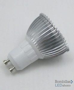 Bombilla LED Dicroica GU10 3W 2