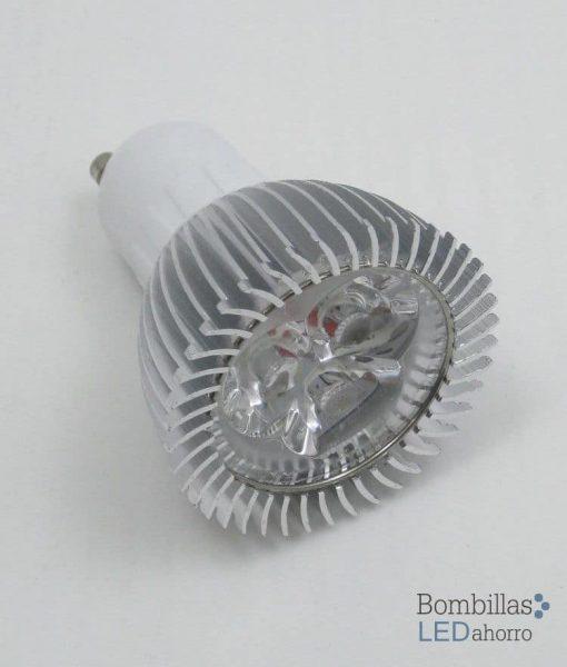 Bombilla LED Dicroica GU10 3W