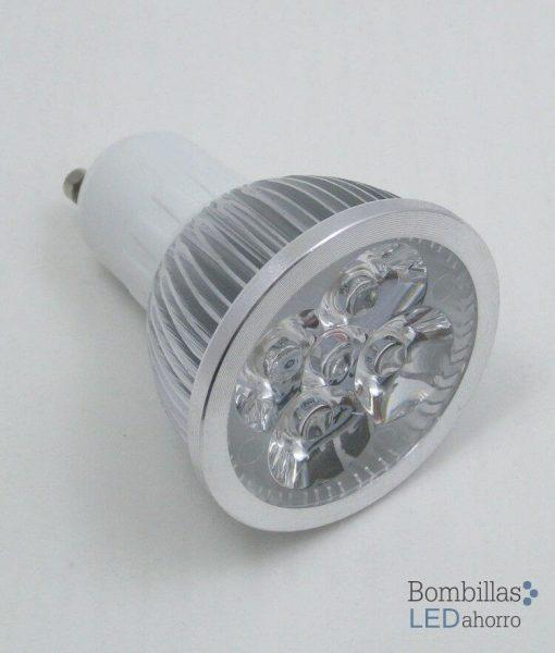 Bombilla LED Dicroica GU10 4W 2