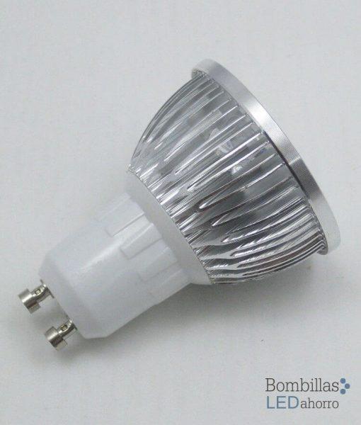 Bombilla LED Dicroica GU10 4W 3