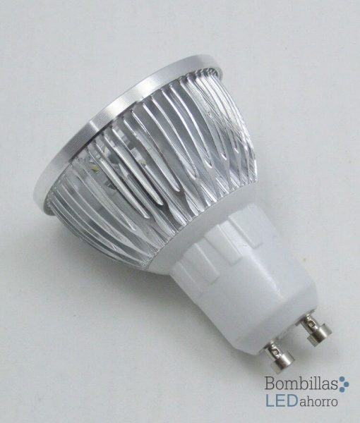 Bombilla LED Dicroica GU10 4W 4