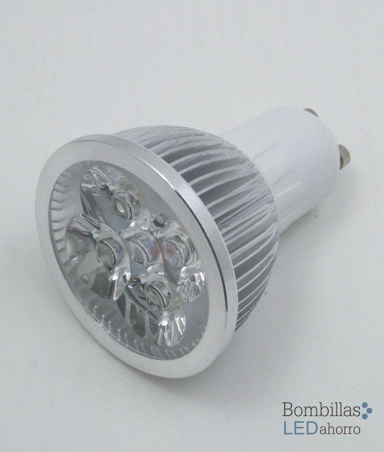 Bombilla LED Dicroica GU10 4W 5