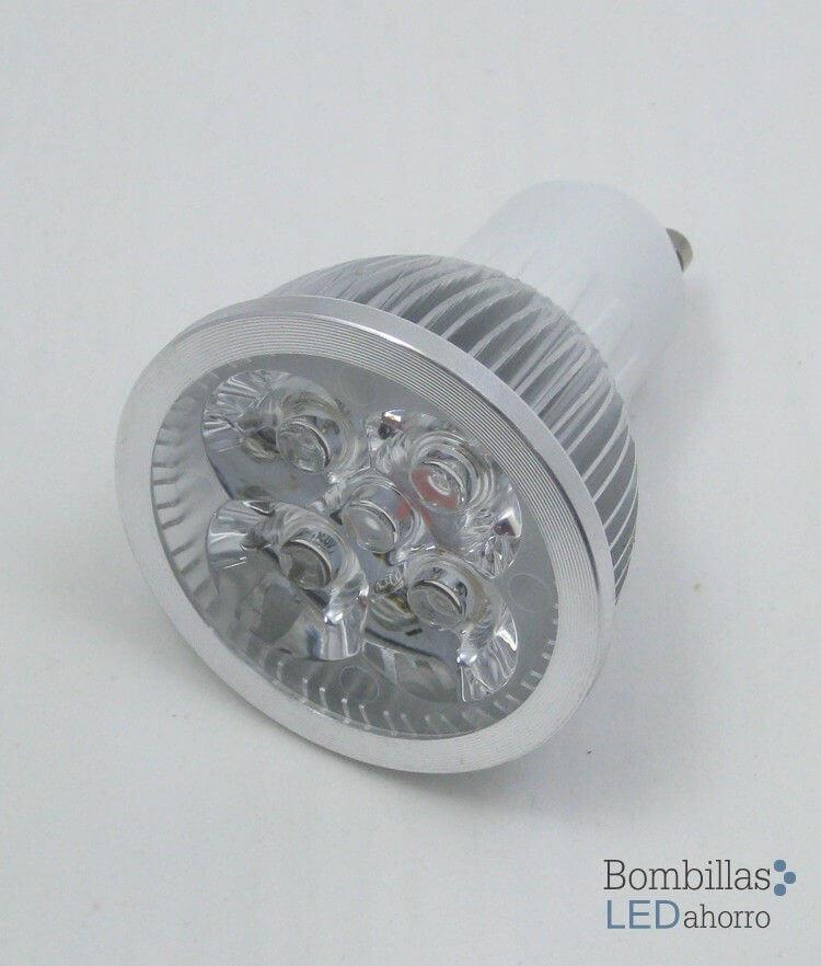 Bombilla LED Dicroica GU10 4W