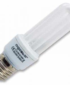 Lampara bajo consumo 3 tubos 9W