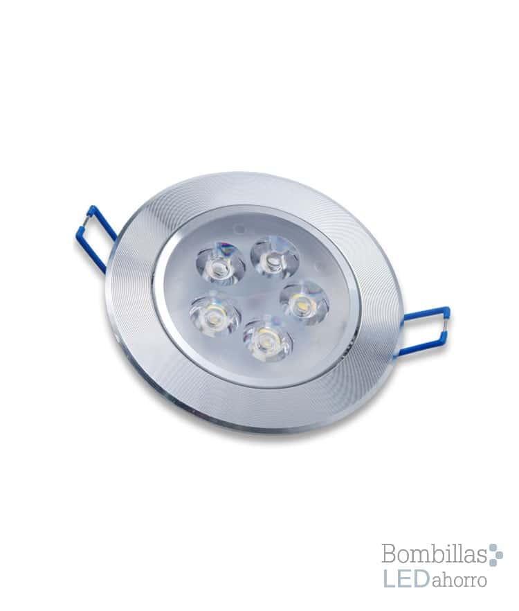 Foco techo led 5w bombillas led ahorro - Focos para techos ...