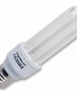 lampara bajo consumo 3 tubos 15W