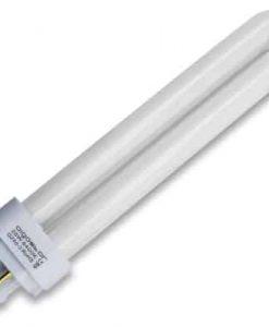 lampara pl bajo consumo 2 tubos 26W
