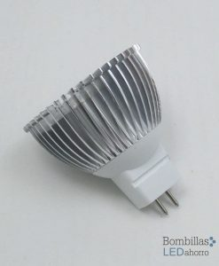 Bombilla LED dicroica MR16 3W 2