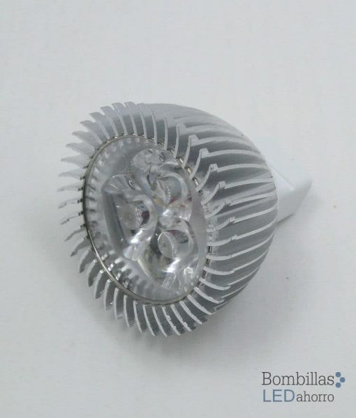 Bombilla LED dicroica MR16 3W 3