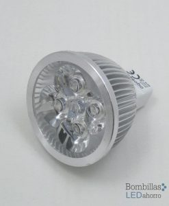 Bombilla LED dicroica MR16 4W 4