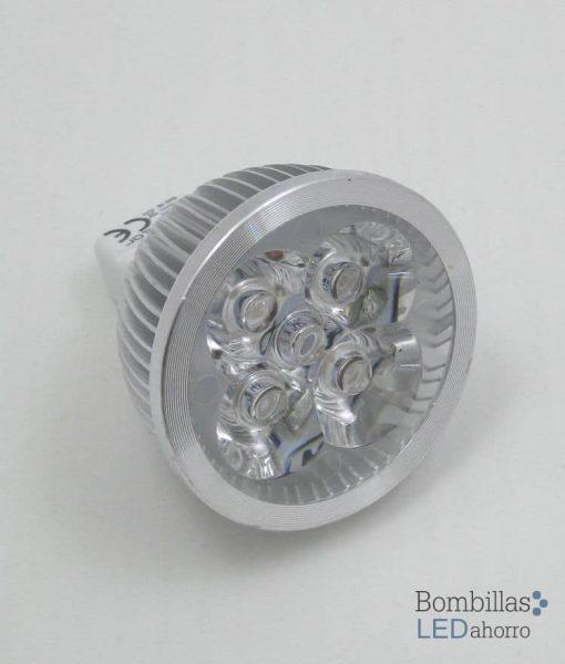 Bombilla LED dicroica MR16 4W