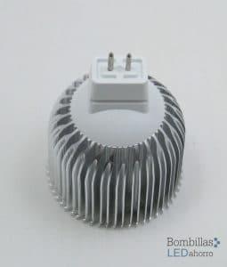 Bombilla LED dicroica MR16 6W 3