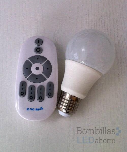 Novedad bombilla led est ndar regulable de luz c lida a for Bombillas led de 7w