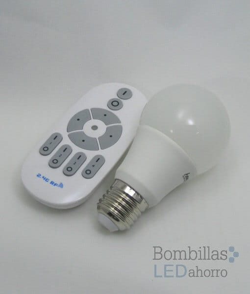 bombillas led con mando a distancia bombillas led ahorro