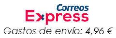 gastos de envio correos express