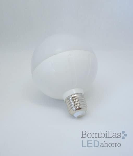 Nuevas bombillas globo led con luz c lida o blanca for Luz blanca o calida